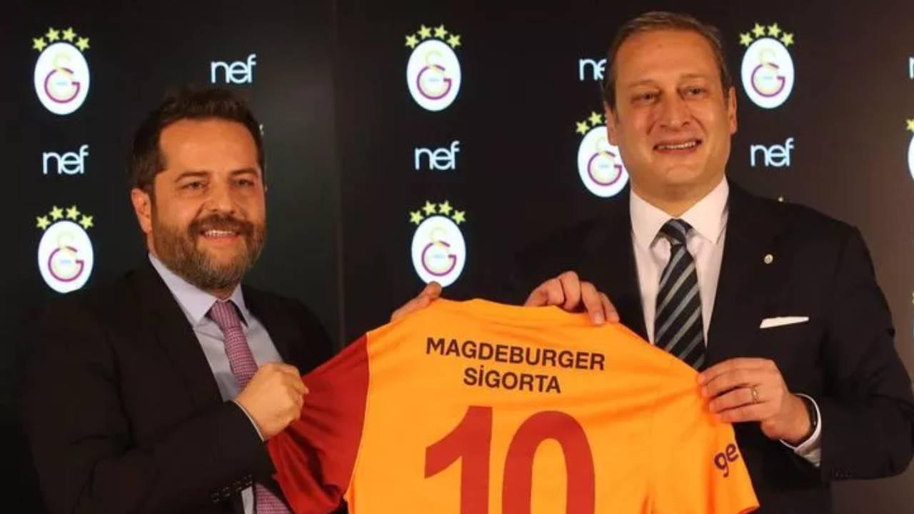 """Galatasaray'ın stadının yeni adı """"Ali Sami Yen Spor Kompleksi NEF Stadyumu"""""""