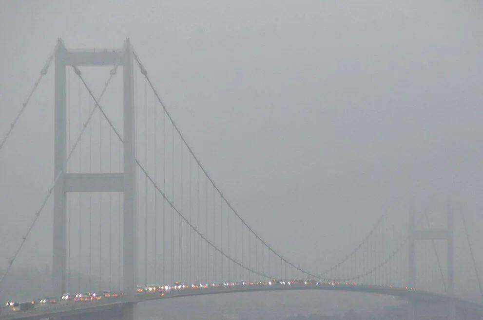 İstanbul güne sis ile uyandı - Sayfa 4