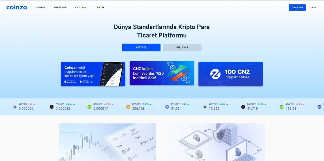 Türk kripto para borsası Coinzo kapandı - Sayfa 4