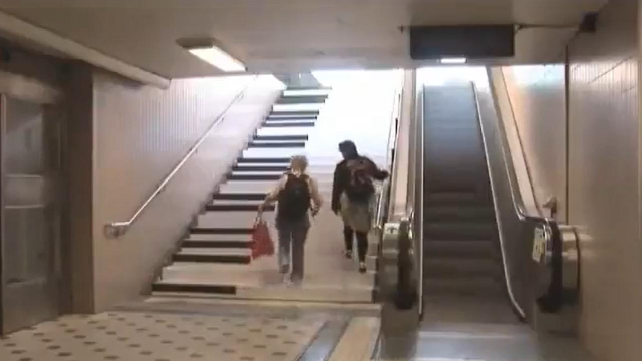 Metroda sosyal deney