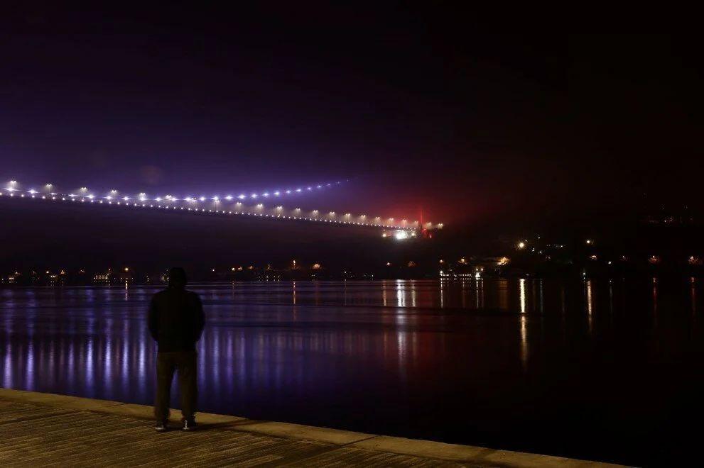 İstanbul güne sis ile uyandı - Sayfa 1