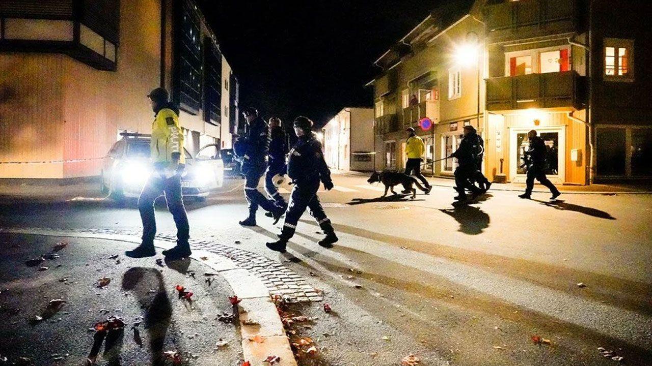 Norveç'te oklu saldırı: Çok sayıda kişi hayatını kaybetti - Sayfa 1
