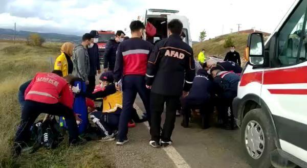 Kastamonu'da polis midibüsü devrildi: 12 yaralı - Sayfa 3