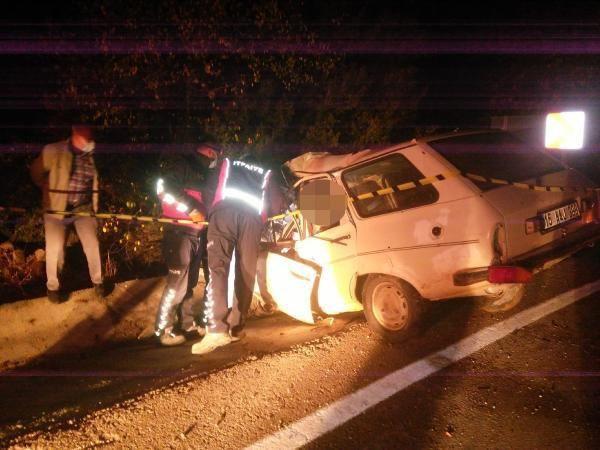 Burdur'da TIR ile çarpışan otomobil sürücüsü öldü - Sayfa 3