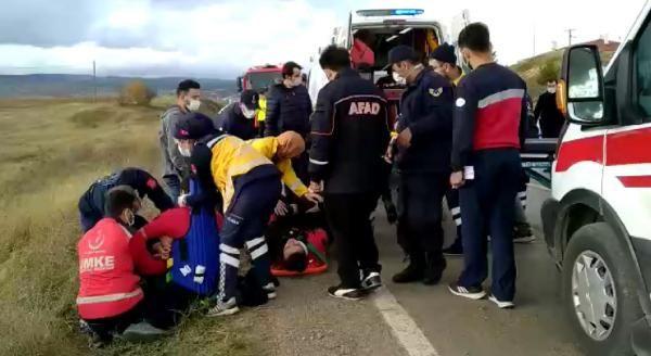 Kastamonu'da polis midibüsü devrildi: 12 yaralı - Sayfa 4