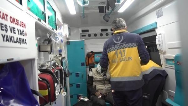 Kırıkkale'de iki otomobil kafa kafaya çarpıştı: 3'ü ağır 4 yaralı - Sayfa 4
