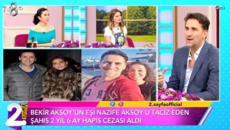 Bekir Aksoy, Uğur Arda Aydın'ın eşi Nazife Aksoy'a tacizini anlattı - Sayfa 2