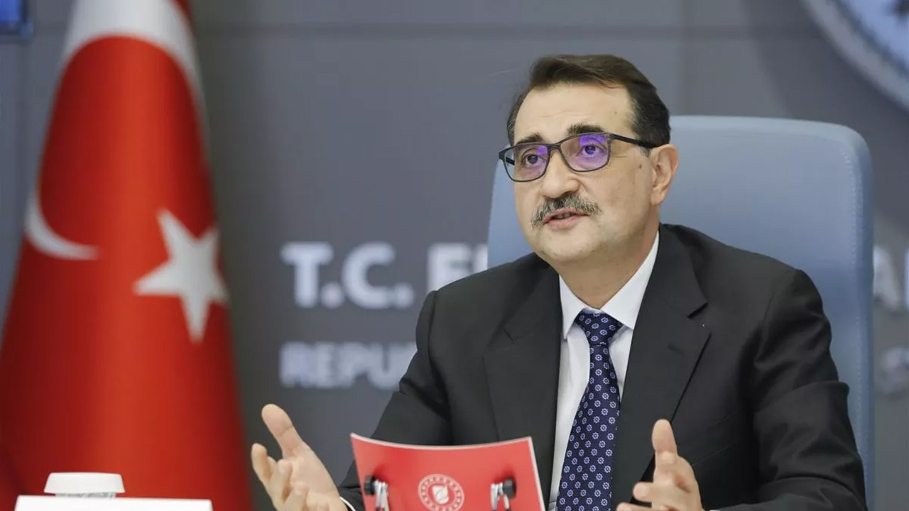 Enerji ve Tabii Kaynaklar Bakanı Fatih Dönmez'den doğalgaz açıklaması