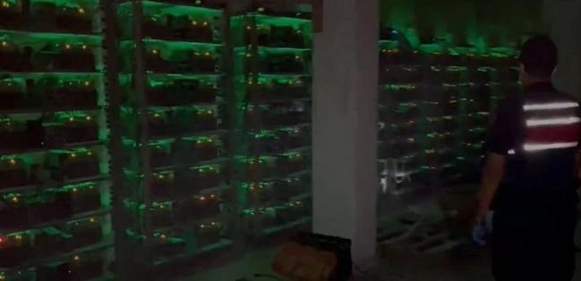 Kaçak elektrikle 10 milyonluk Bitcoin tesisi - Sayfa 3