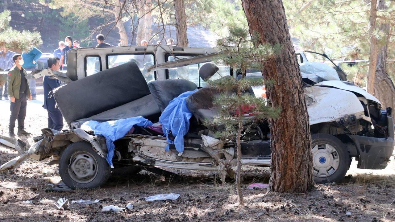 5 öğrencinin öldüğü feci kazada yeni iddialar!