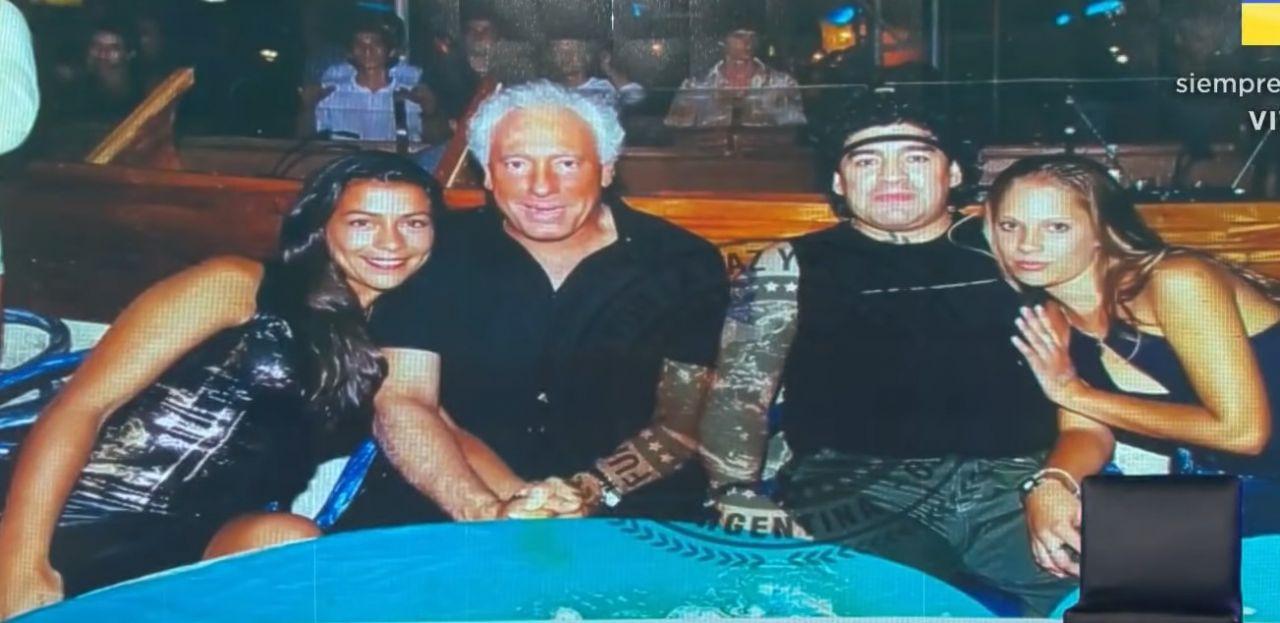 Maradona'nın bir çocukla yatakta görüntüleri çıktı - Sayfa 2