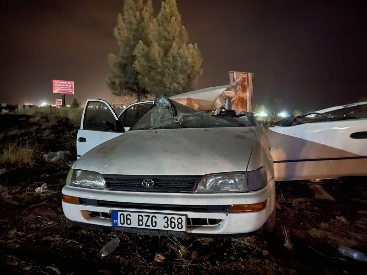 Şanlıurfa'da kepçe otomobili biçti: 2 ölü 7 yaralı - Sayfa 2