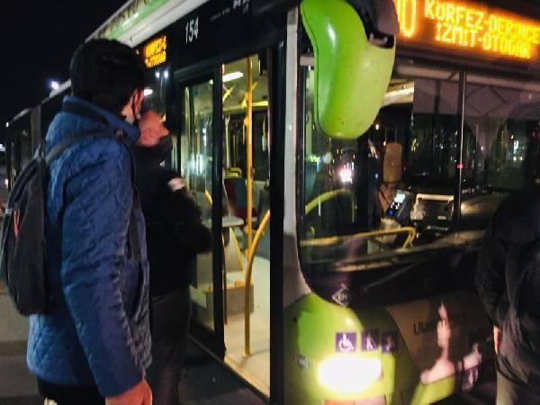 Otobüsten inmeyen koronavirüs hastası kadını polis indirdi - Sayfa 2
