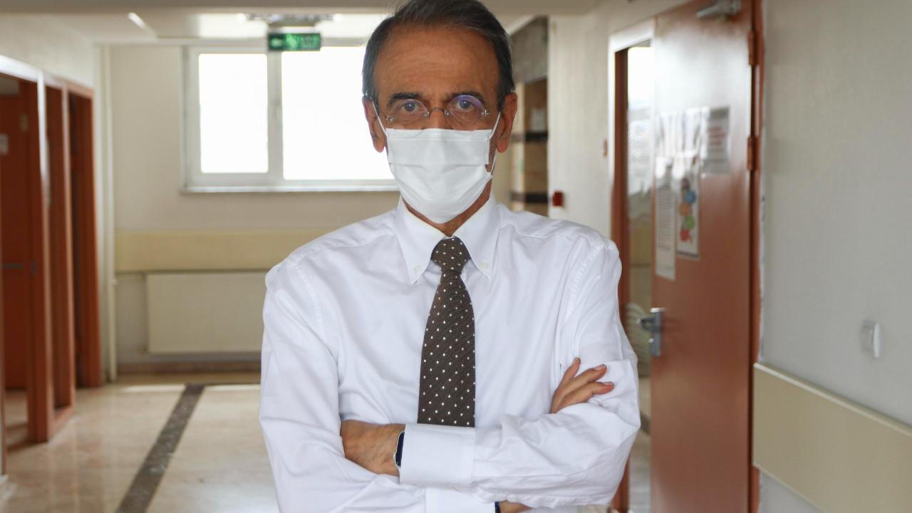 Prof. Dr. Mehmet Ceyhan: 'Bağışıklığını kaybeden insan sayısı aşılanan sayısından fazla'