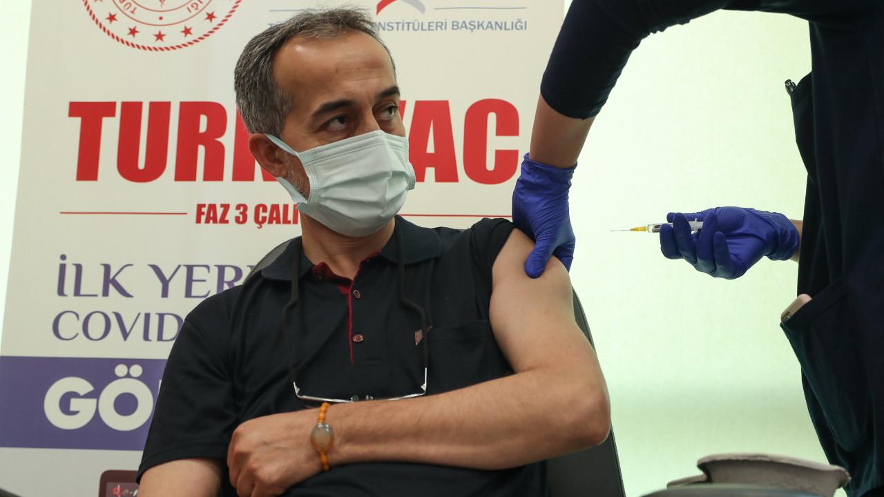Yerli aşı bekleyenlere müjde! İşin uzmanı açıkladı:  'Olumlu sonuçlar var'