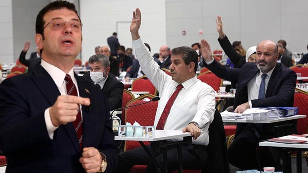 Ekrem İmamoğlu'nun veto ettiği kararlar meclisten geçti!
