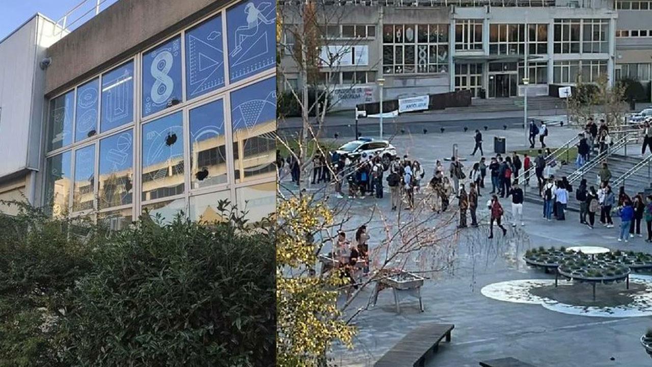 İspanya'da üniversiteye pompalı tüfekli saldırı!