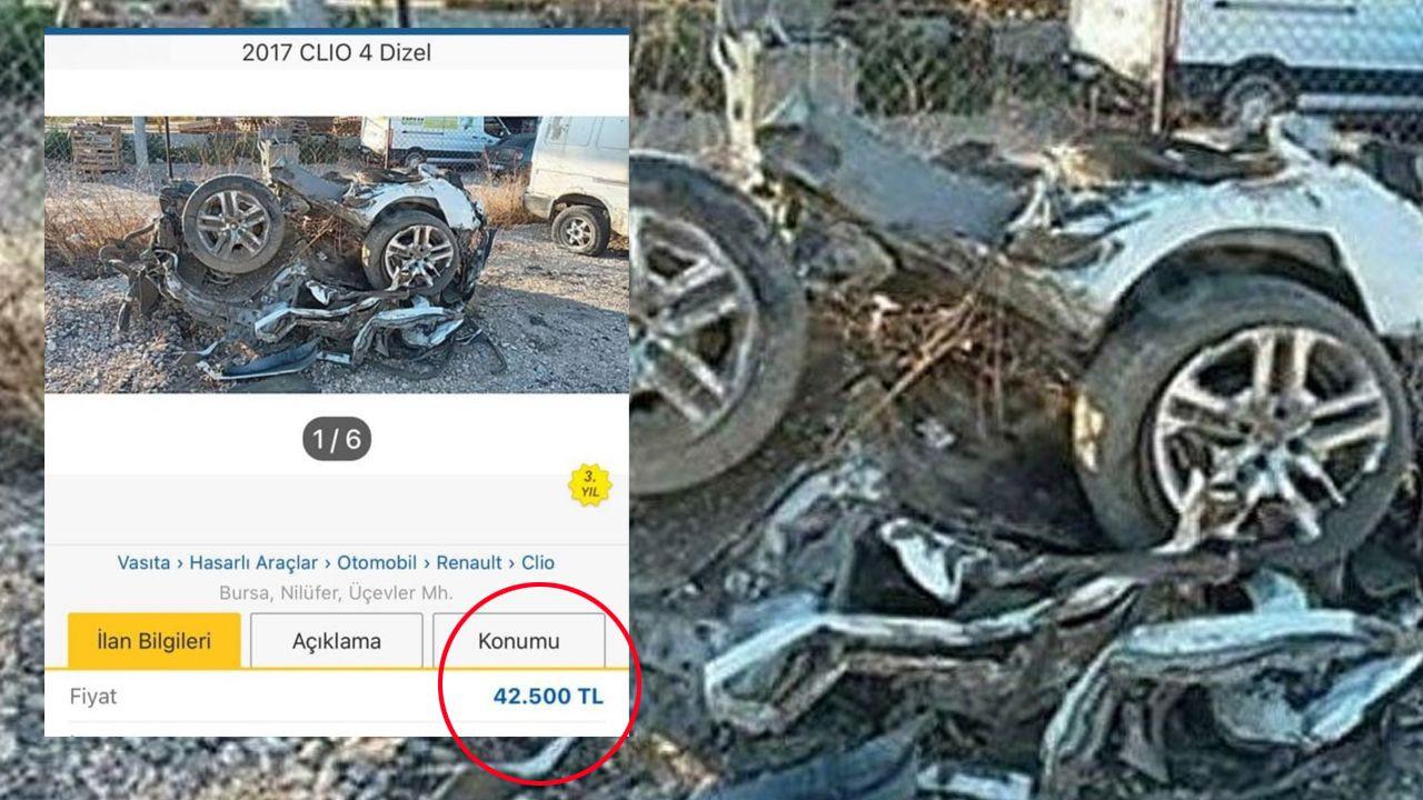 Demir ve tekerlek yığınına 42 bin liralık ilan - Sayfa 4