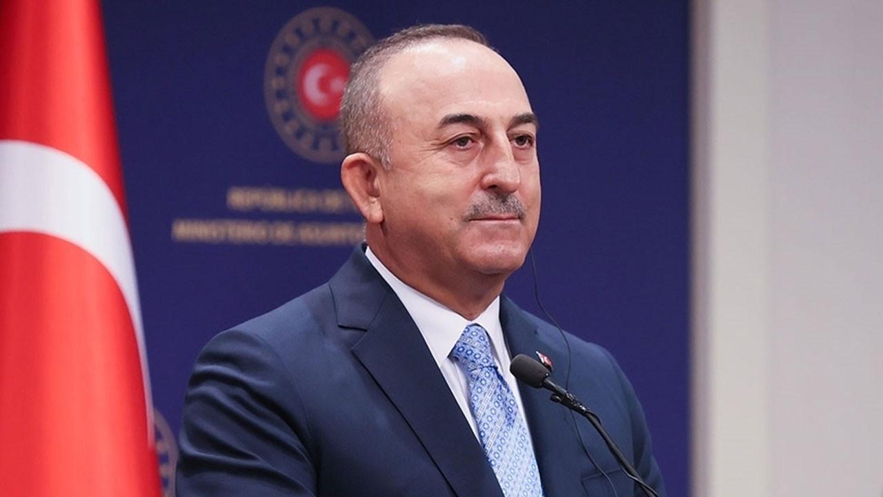 Taliban heyeti ile üst düzey temas: Dışişleri Bakanı Çavuşoğlu'ndan açıklama