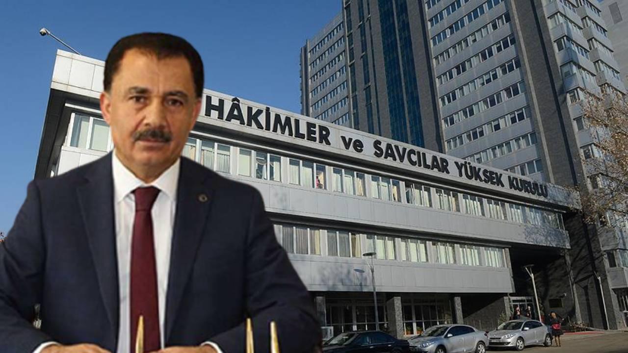 HSK üyesi Hamit Kocabey istifa etti!