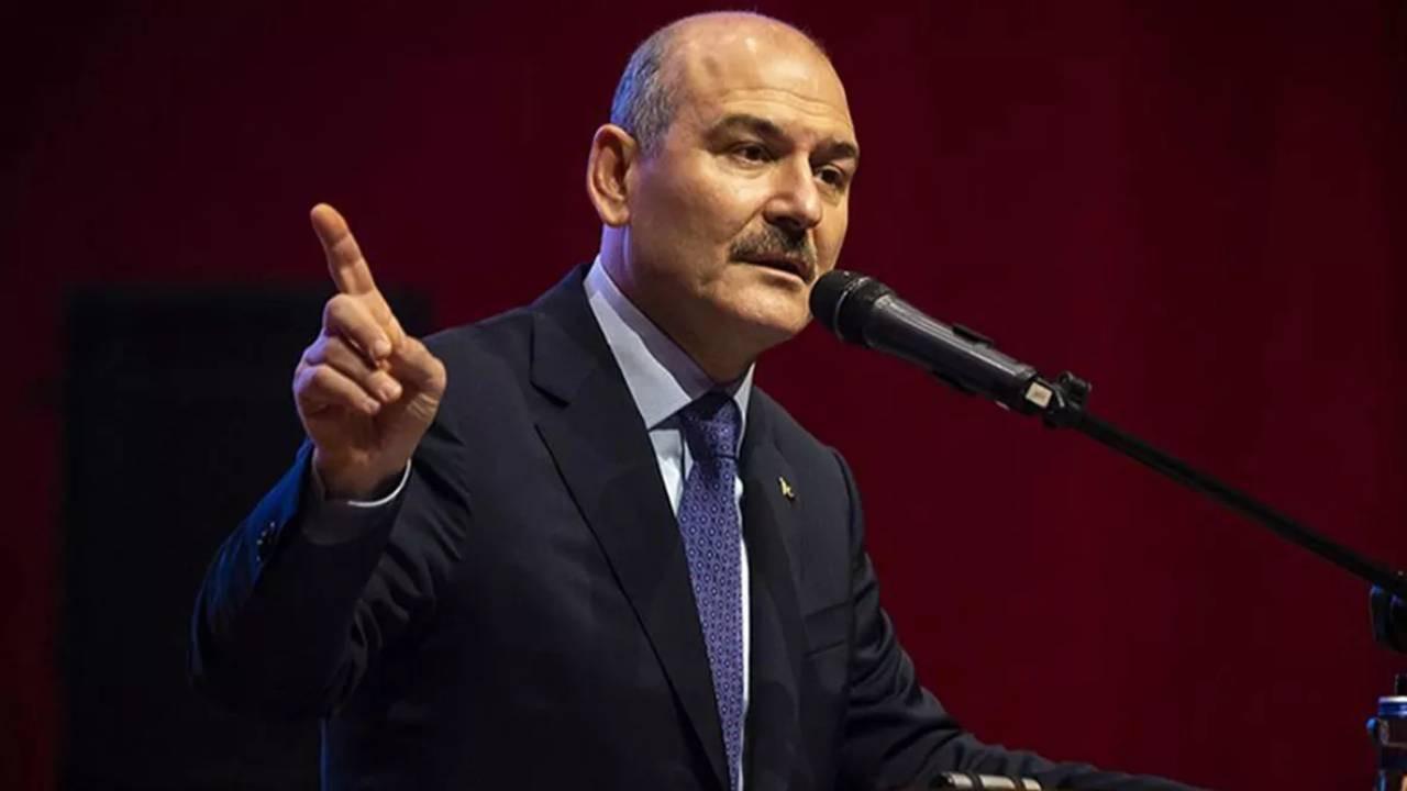 Bakan Soylu: Tüm Türkiye'ye söylüyorum...