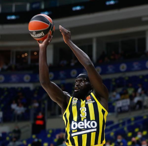 Fenerbahçe EuroLeague'de Kazan'ı farklı yendi - Sayfa 1