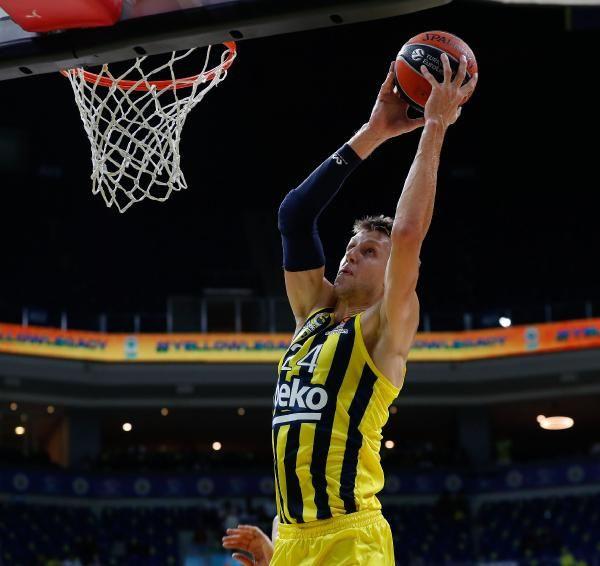 Fenerbahçe EuroLeague'de Kazan'ı farklı yendi - Sayfa 2