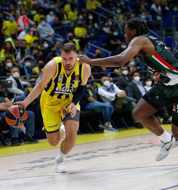 Fenerbahçe EuroLeague'de Kazan'ı farklı yendi - Sayfa 4