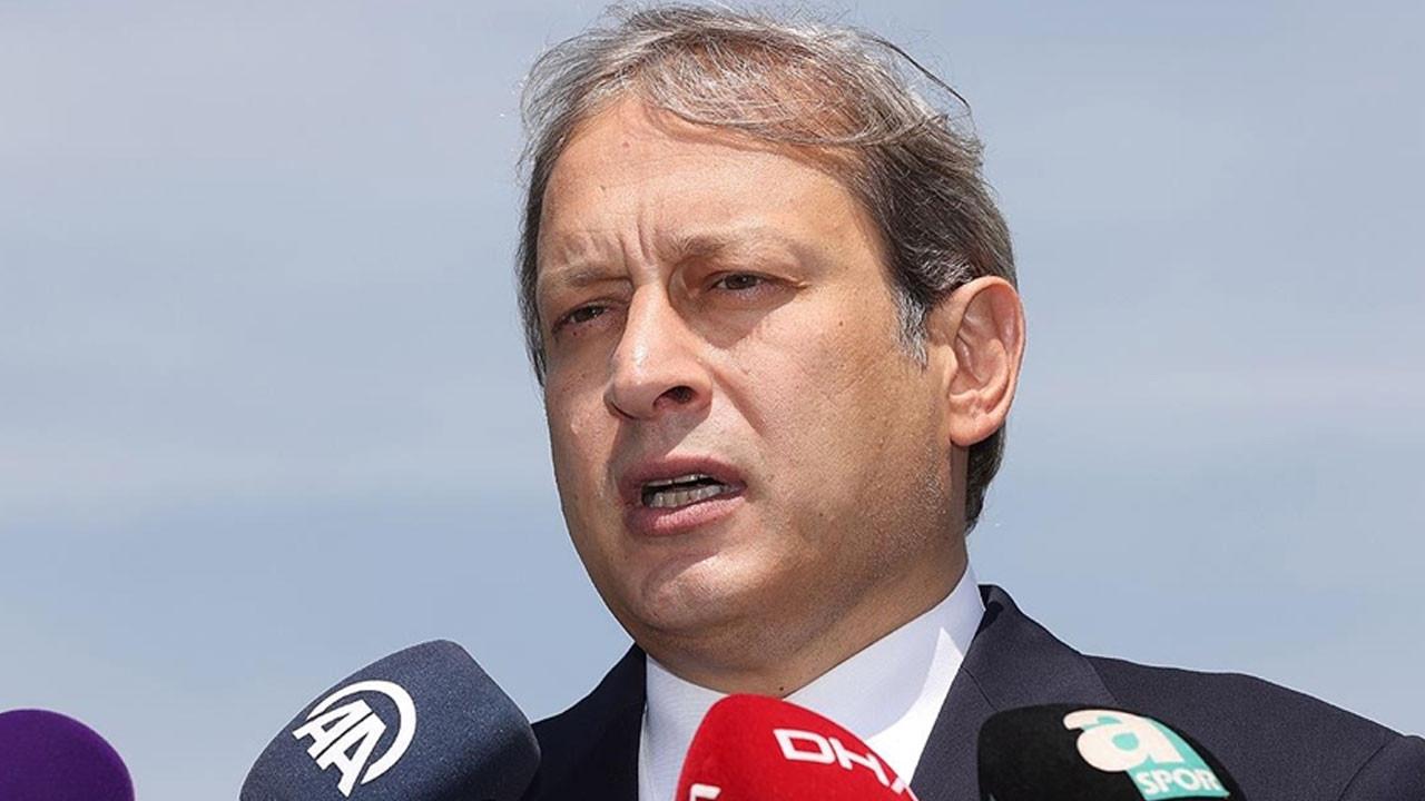 Burak Elmas'tan Halil Dervişoğlu müjdesi