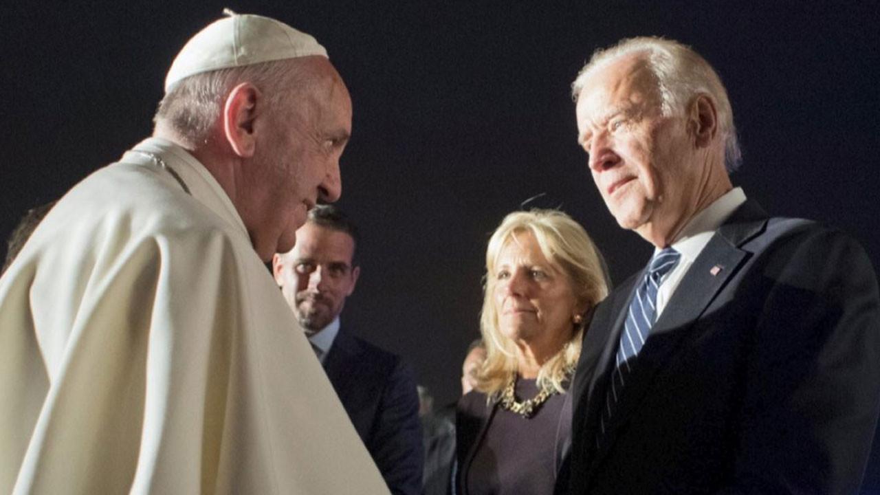 ABD Başkanı Joe Biden, Papa ile buluşacak