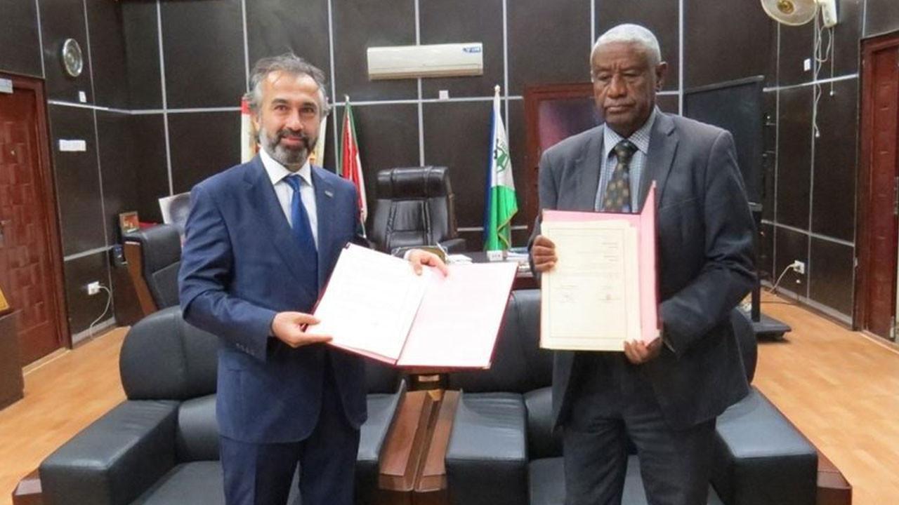 Türkiye'den Sudan'a hayvansal üretim desteği