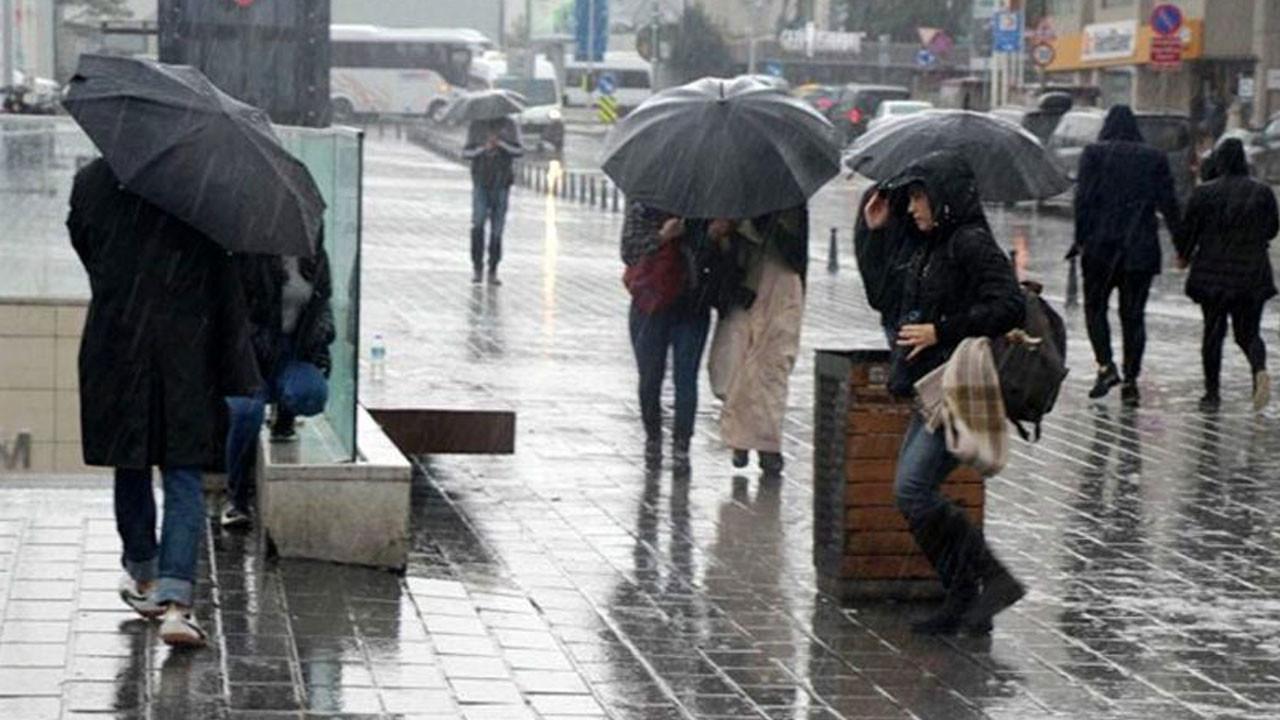 Meteoroloji uyardı! Ege kıyılarında çok kuvvetli yağış bekleniyor