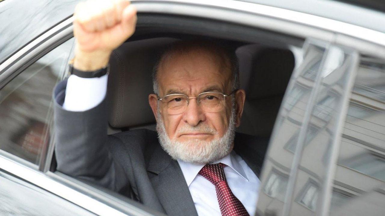 Saadet Partisi Genel Başkanı Temel Karamollaoğlu fena pot kırdı!