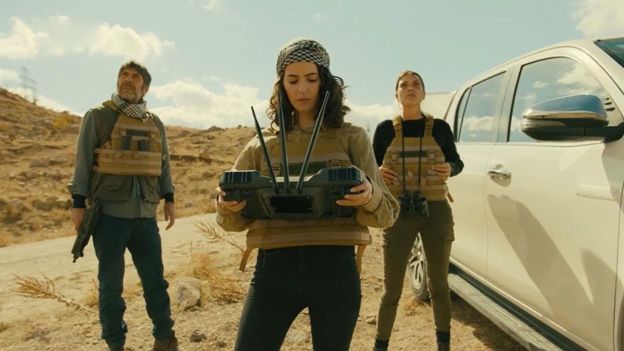 Teşkilat dizisinin son bölümünde KARGU işbaşında! Yerli kamikaze dron KARGU'nun özellikleri