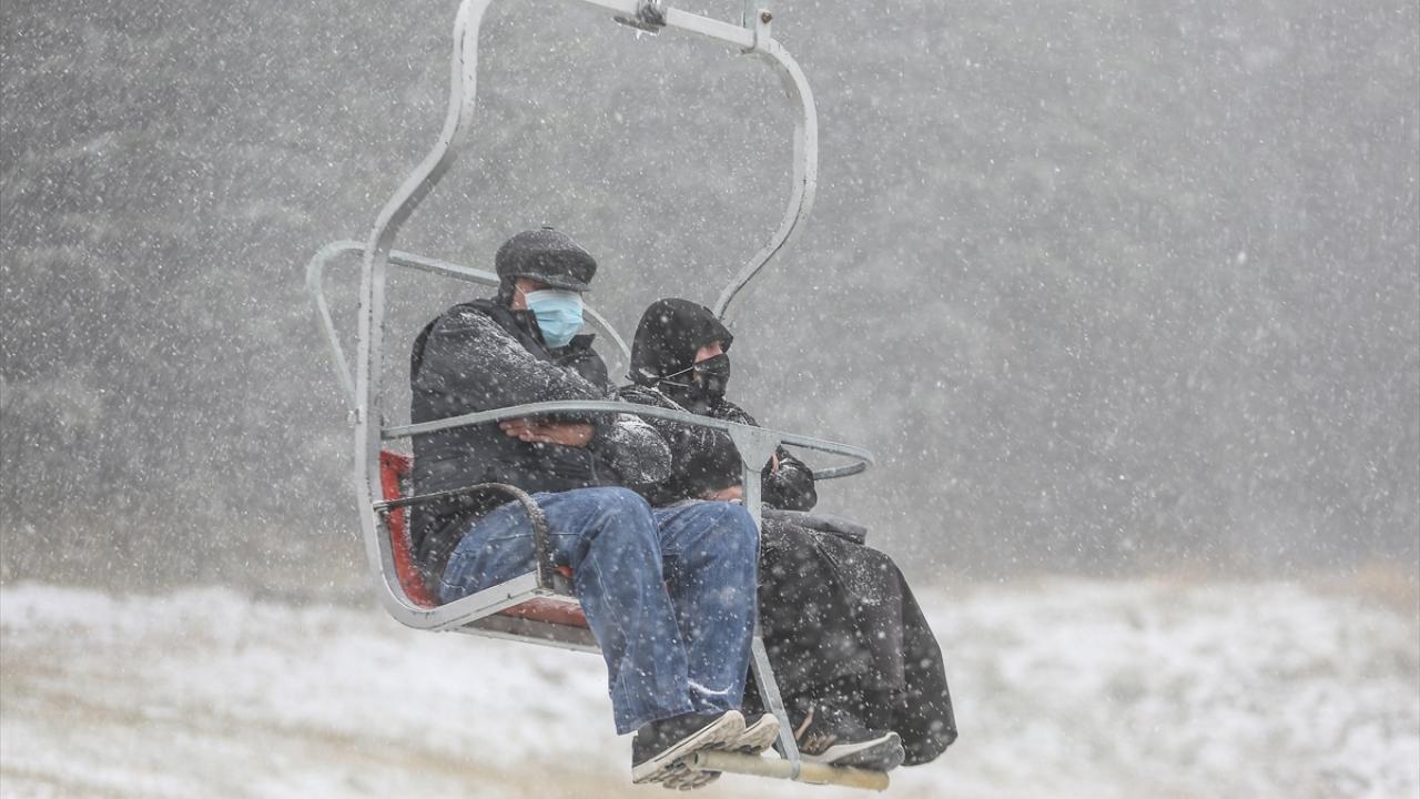 Meteoroloji uyardı: Hava sıcaklığı 12 derece birden düşecek, kar geliyor