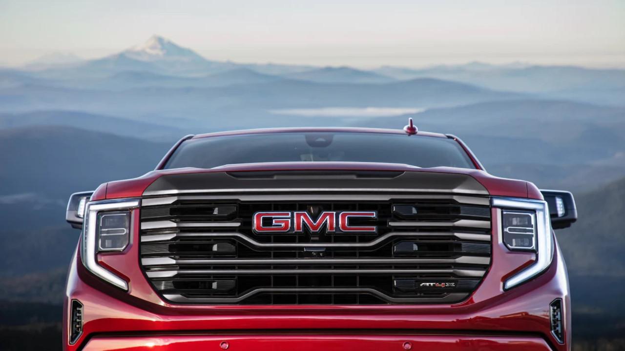 En lüks canavar tanıtıldı! 2022 model GMC Sierra