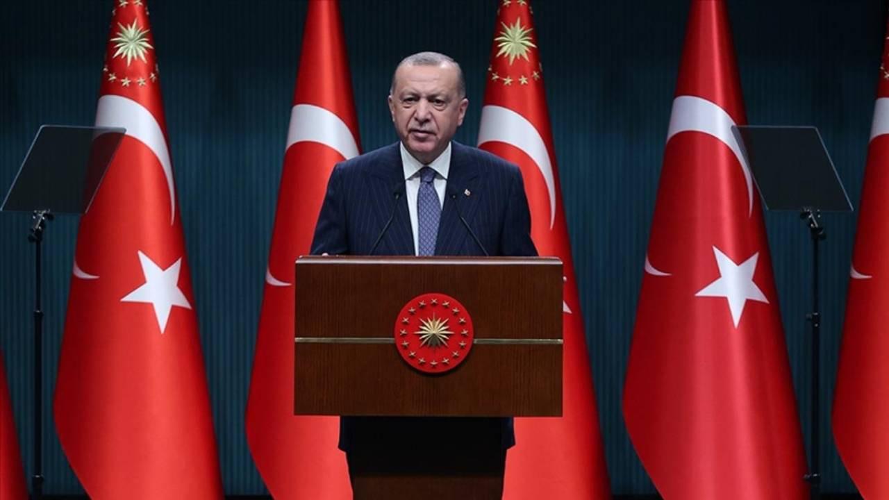 Cumhurbaşkanı Erdoğan'dan 10 büyükelçi ile ilgili flaş açıklama