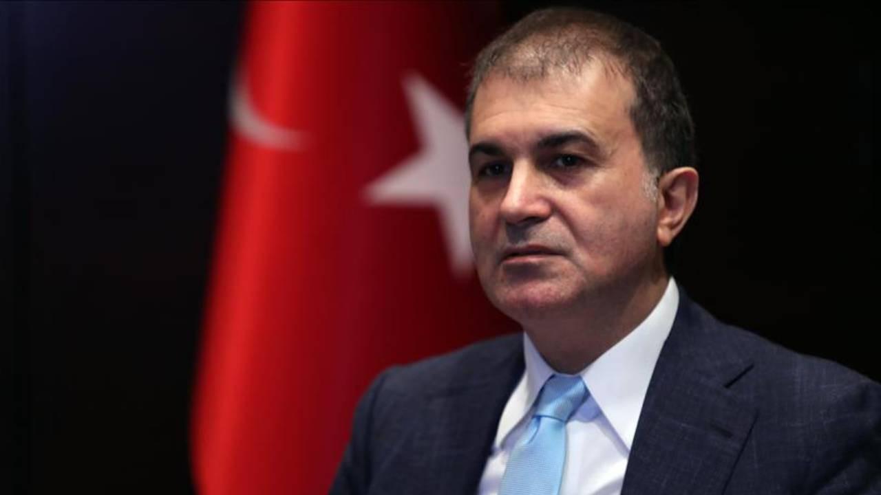 Ömer Çelik: Tezkereye hayır diyenlerin Türkiye'nin milli güvenliği konusunda hassasiyeti yok