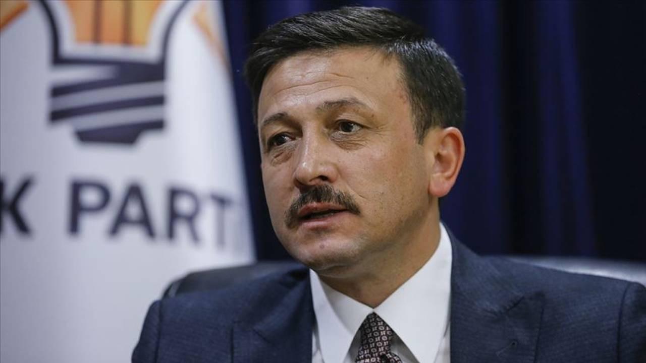 AK Parti'li Dağ'dan CHP'ye 'tezkere' eleştirisi: HDP'yi kızdırmamak için her türlü tavizi verir