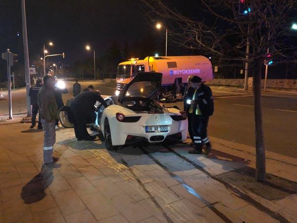 Lüks otomobilin sürücüsü yakalandı - Sayfa 4