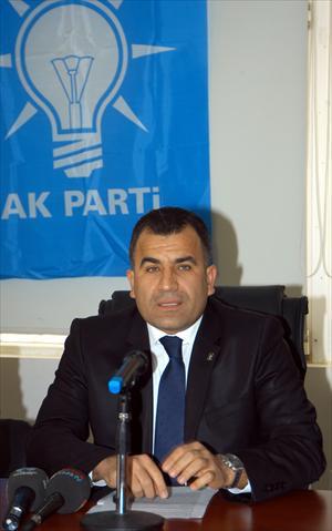 AK Parti Çukurova İlçe Başkanlığı yeni yönetimini tanıttı