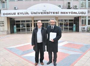 Öğretim Üyelerinden, Profesör Hamzaoğlu'na Destek