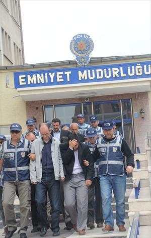 Sahte rapor çetesine operasyon: 31 kişi gözaltına alındı