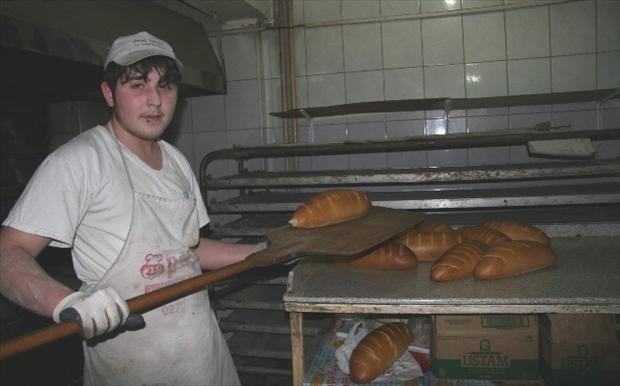 Günlük Üretilen 70 Bin Ekmek Kayıt Dışı