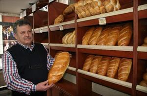 'Günlük Üretilen 70 Bin Ekmek Kayıt Dışı'