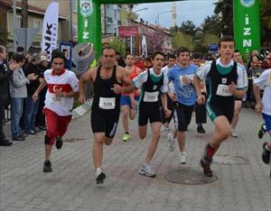 İznik Ultra Maratonu Nefes Kesti