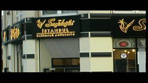 Seyidoğlu Tatlıları Almanya'da