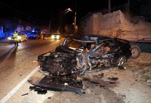 Korkuteli'nde Katliam Gibi Trafik Kazası: 4 Ölü, 4 Yaralı