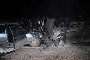 Korkuteli'de Kaza: 3 Ölü, 5 Yaralı
