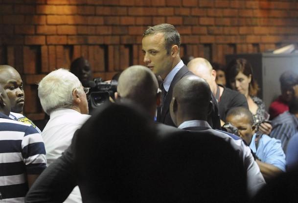 Pistorius davası başladı